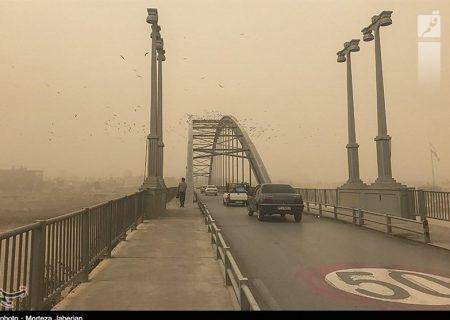 روزهای بدون خاک در خوزستان نتیجه بارندگی های اخیر