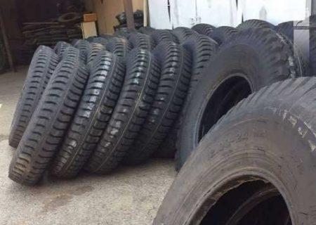 توزیع لاستیک خودروی سنگین در خوزستان