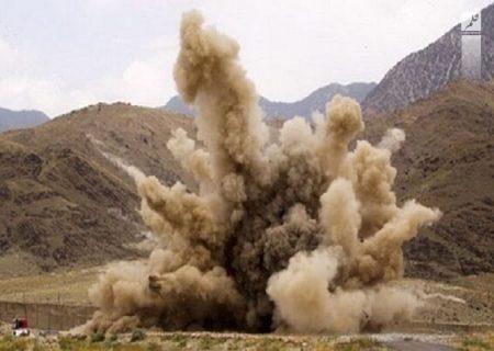 انفجار بازمانده جنگ و مصدوم شدن یک کودک