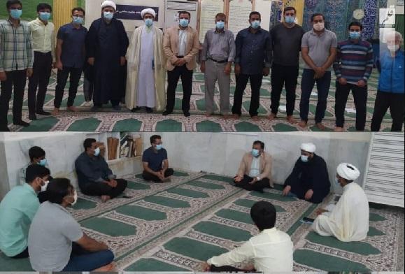 هر فعالیتی که در مسجد انجام شود باید با محوریت امام جماعت و هیئت امنای مسجد باشد