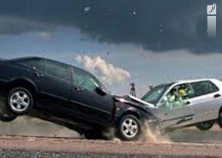 یک کشته و ۵ مجروح حاصل تصادفات جادهای ۲۴ ساعت گذشته خراسان رضوی