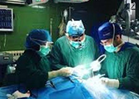 کودک آزاردیده سبزواری جراحی شد