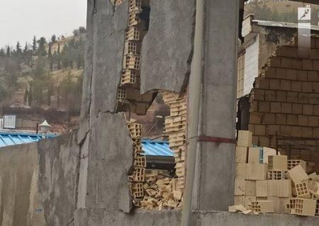 خسارت زلزله به ۳ هزار و ۷۰۰ واحد مسکونی در استان