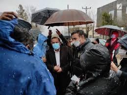 روشنفکر خبرداد؛ اهداء بسته حمایتی مجلس برای شهر زلزله زده سیسخت