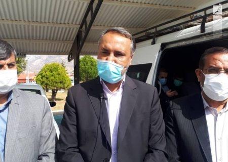 حضور اعضای کمیسیون عمران مجلس در مناطق زلزله زده سی سخت