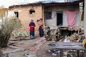 بهره مندی مددجویان زلزله زده از خدمات حمایتی کمیته امداد
