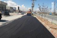 آسفالت ۱۸ کیلومتر راه روستایی در قالب طرح ابرار در استان همدان