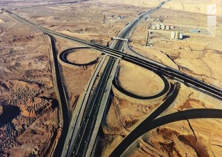 احیای جاده ابریشم با آزادراه غدیر/ ثبت رکورد ساخت پروژه عمرانی