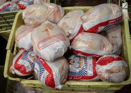 افزایش میزان توزیع مرغ ۲۰ هزار و ۴۰۰ تومانی در تهران تا شب عید