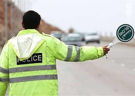 ورود خودروی پلاک خوزستان به پلدختر ممنوع شد