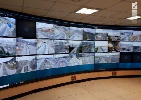 ثبت خروج ۲۴۳ هزار خودرو از استان تهران طی امروز