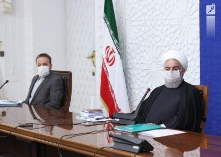 روحانی: ثبات قیمت کالاها و تعادل در بازار ارز سیاست اصلی دولت است