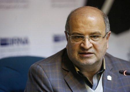 زالی: چرخش ویروس کرونا در تهران بسیار خطرناک است