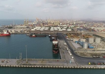 صادرات و واردات ۴.۵ میلیون تن کالا از طریق خطوط ریلی دربندر شهید رجایی