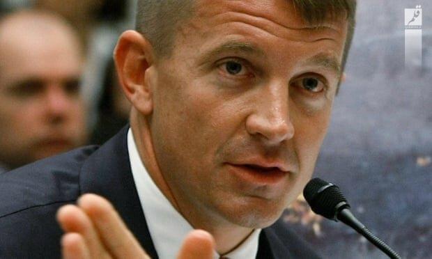 موسس بلک واتر اتهامات کمک به خلیفه حفتر در لیبی را رد کرد
