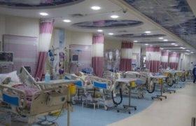 بستری ۱۰۴ نفر از این بیماران در مراکز درمانی