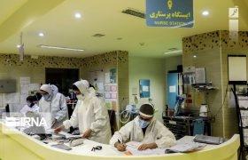 شناسایی ۵۳۵ بیمار جدید مبتلا به کرونا در مراکز درمانی
