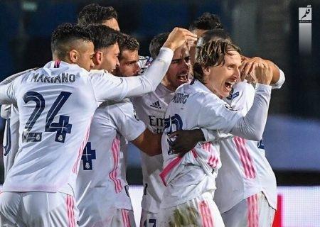 پیروزی رئال مادرید و منچسترسیتی در خانه حریفان