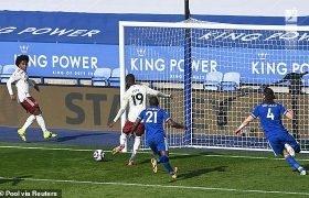 پیروزی راحت آرسنال برابر لستر در لیگ جزیره