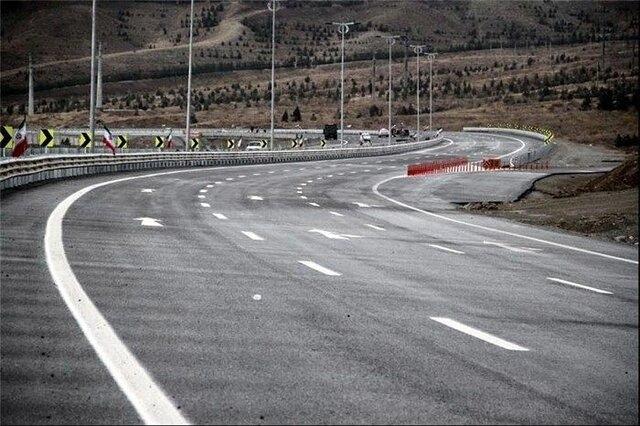 بهره برداری از ۸ کیلومتر از آزادراه کنارگذر شرق اصفهان