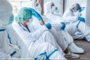 خستگی و قامت خمیده کادر درمان خوزستان زیر بار سنگین کرونا
