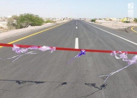 ۵۰ کیلومتر از پروژه های بزرگراهی هرمزگان افتتاح شد
