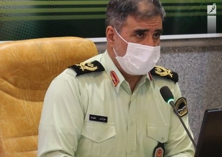 تامین امنیت نوروزی مردم با حضور ۴۰۰۰ پلیس