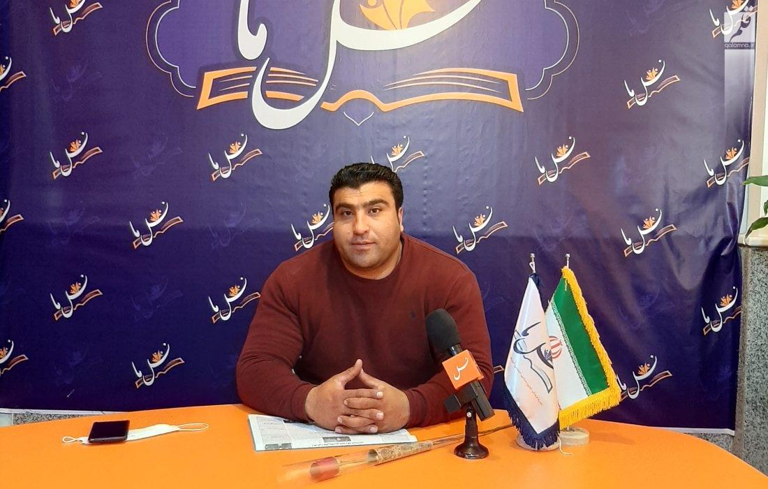 اراک قطب قوی ترین مردان ایران است