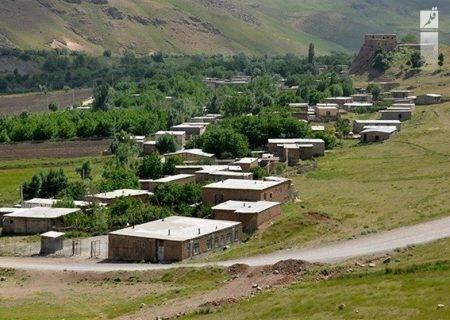 """روستای """"گرجی"""" ازنا قرنطینه شد"""