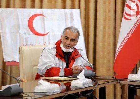 استقرار حامیان سلامت در شعب اخذ رأی استان همدان