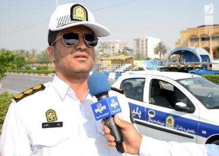 ممنوعیت تردد شبانه در استان هرمزگان همچنان ادامه دارد