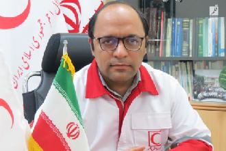 انجام ۵۵ عملیات امداد و نجات هلال احمر استان هرمزگان در بهمن ماه