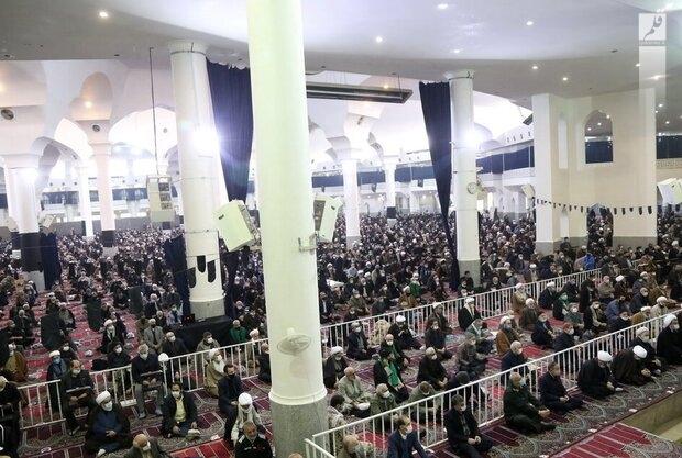 نماز جمعه این هفته قم به امامت آیت الله اعرافی برگزار می شود
