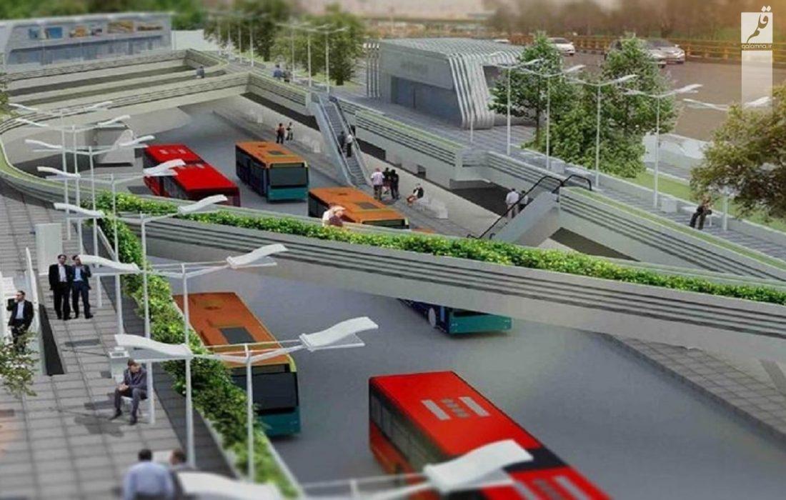 افتتاح پایانه و پارکینگ زیرسطحی آزادی در مشهد