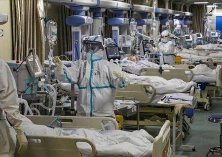 ۱۴ نفر قربانی کرونا در ۲۴ ساعت گذشته کرمانشاه/ ۸۰۴ نفر بستری تا کنون