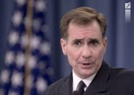 ادعای سخنگوی پنتاگون علیه ایران