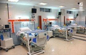 سرانه تخت بیمارستانی استان تهران ۶ دهم درصد برای هر هزار نفر است