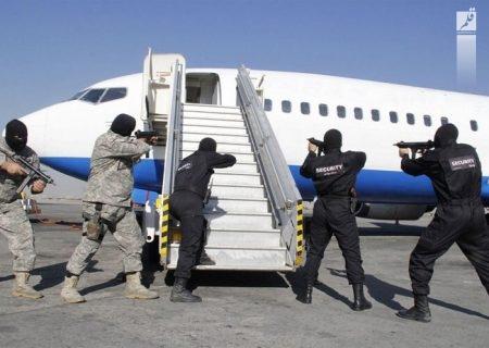 سپاه: هواپیماربایی در مسیر اهواز – مشهد خنثی شد