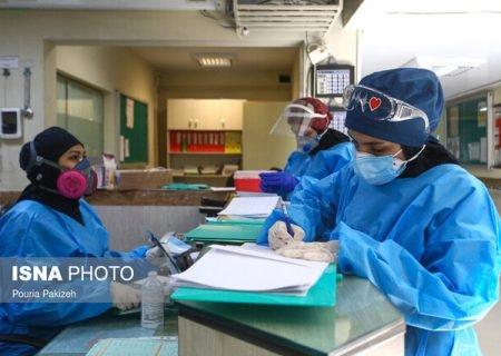 شناسایی ۸۴۰۴ بیمار جدید کووید-۱۹/ فوت ۷۸ بیمار دیگر