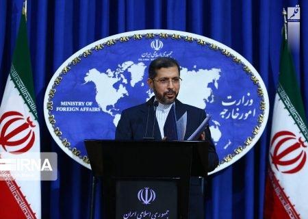 واکنش سخنگوی وزارت خارجه به مواضع اخیر آمریکا و سه کشور اروپایی
