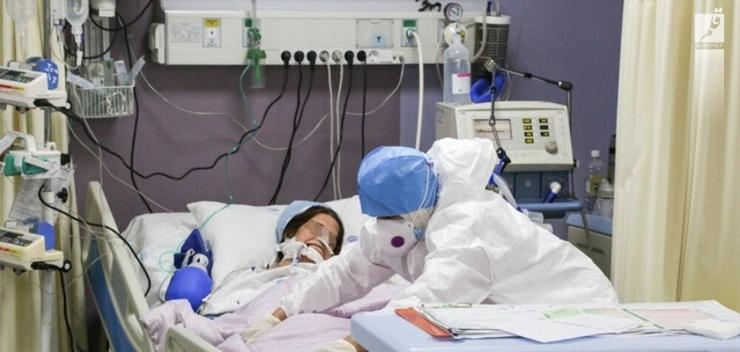 بستری ۸۳۰ بیمار کرونایی در استان همدان