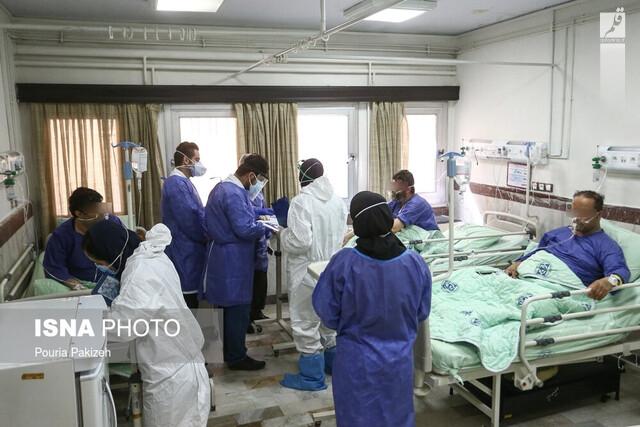 شناسایی ۱۴۸۴ بیمار جدید مبتلا به کرونا در اصفهان / مرگ ۲۸ نفر