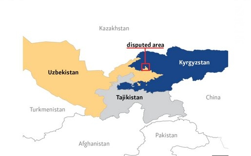 درگیریهای مرز تاجیکستان-قرقیزستان ۱۳ کشته و ۱۲۱ زخمی برجای گذاشت