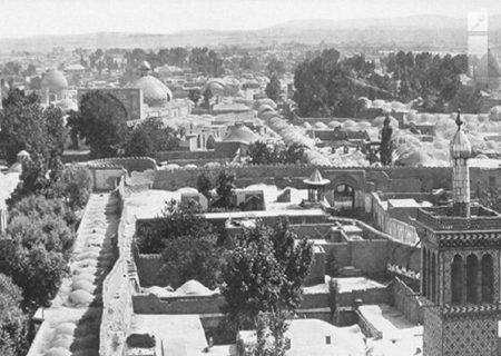 پایتختهای ایران از ایلامیان تا قاجار