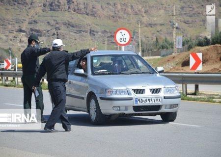 پلیس راه مازندران نسبت به ورود غیرمجاز به این استان هشدار داد