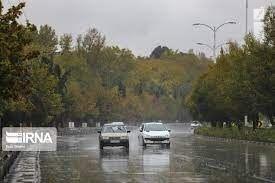 میزان بارندگیها در استان قزوین ۴۱ درصد کاهش داشته است