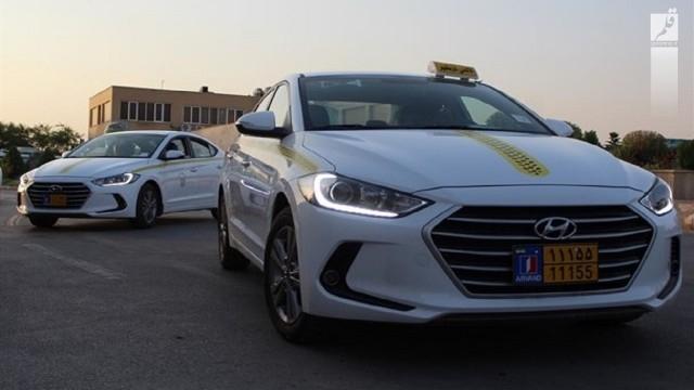 سازمان تاکسیرانی اسناد ناپدیدی خودروهای پلاک اروند را نمیدهد