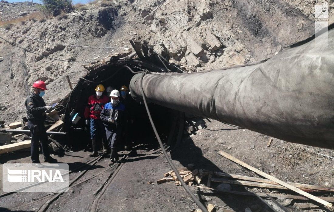 آخرین وضعیت نجات کارگران معدن طزره بر اساس گزارش میدانی خبرنگار ایرنا