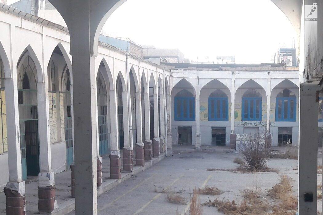 مدرسه سجادیه مشهد در فهرست آثار ملی ثبت شد