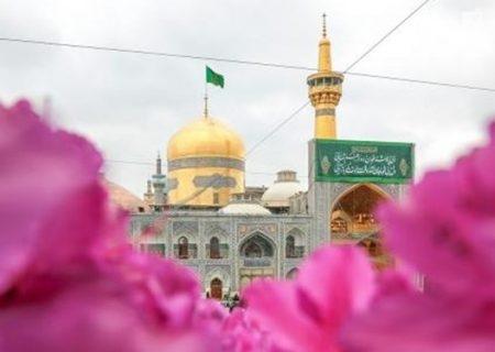 ویژه برنامههای شب و روز ولادت حضرت رضا(ع) در حرم رضوی اعلام شد